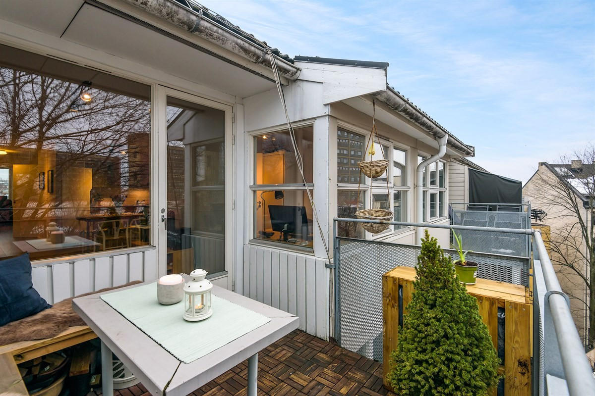 Schala & Partners Carl Berner - Leilighet - Gamle Oslo - 3 950 000,-