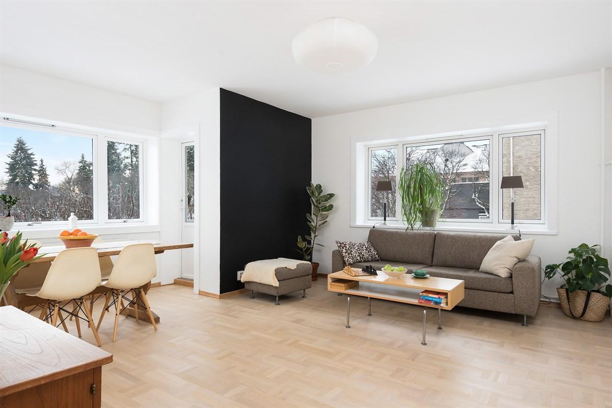 Schala & Partners Carl Berner - Leilighet - Grünerløkka - Sofienberg - 4 300 000,-