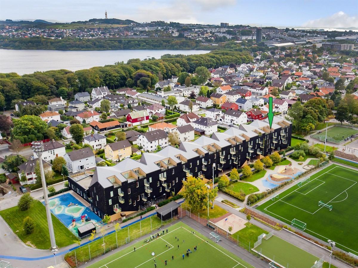 Huus & Partners Stavanger - Leilighet - 5 250 000,-