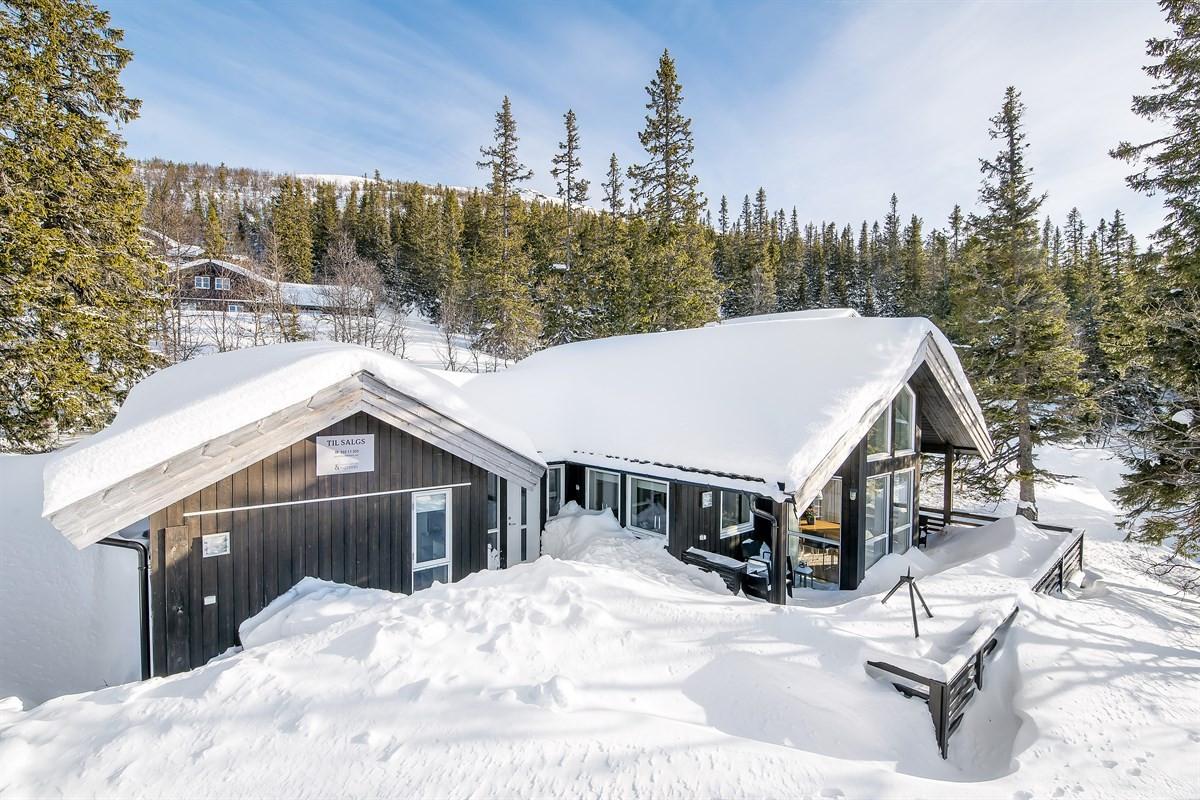Hytte - rjukan - 4 290 000,- - Bakke Sørvik & Partners
