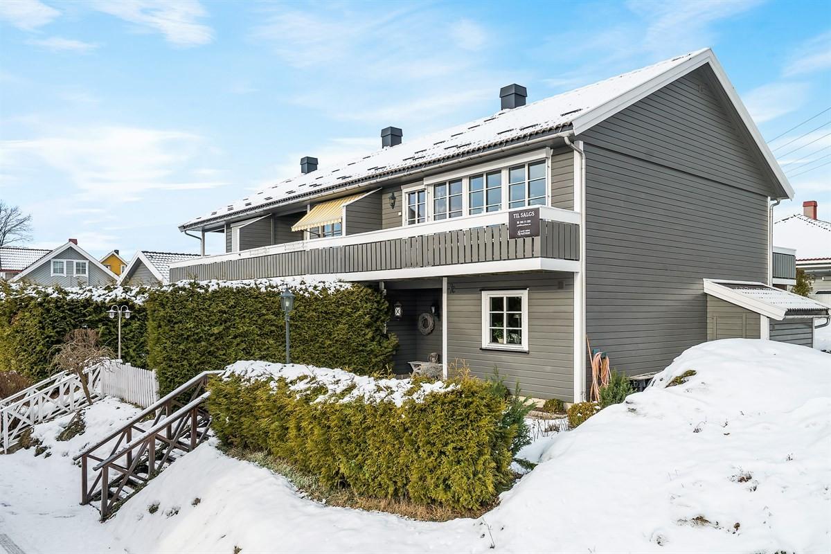 Rekkehus - tønsberg - 2 790 000,- - Bakke Sørvik & Partners