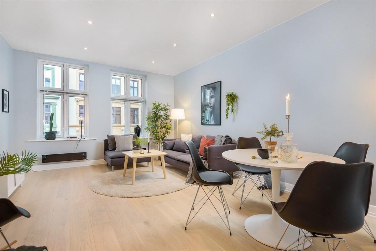 Schala & Partners Carl Berner - Leilighet - Grünerløkka - Sofienberg - 3 450 000,-