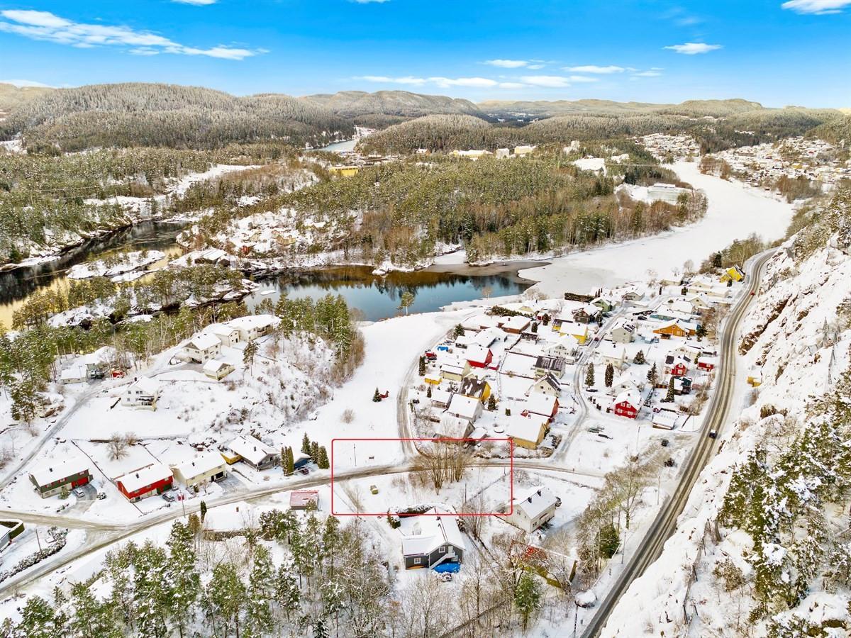 Meland & Partners Skien - Boligtomt - 350 000,-