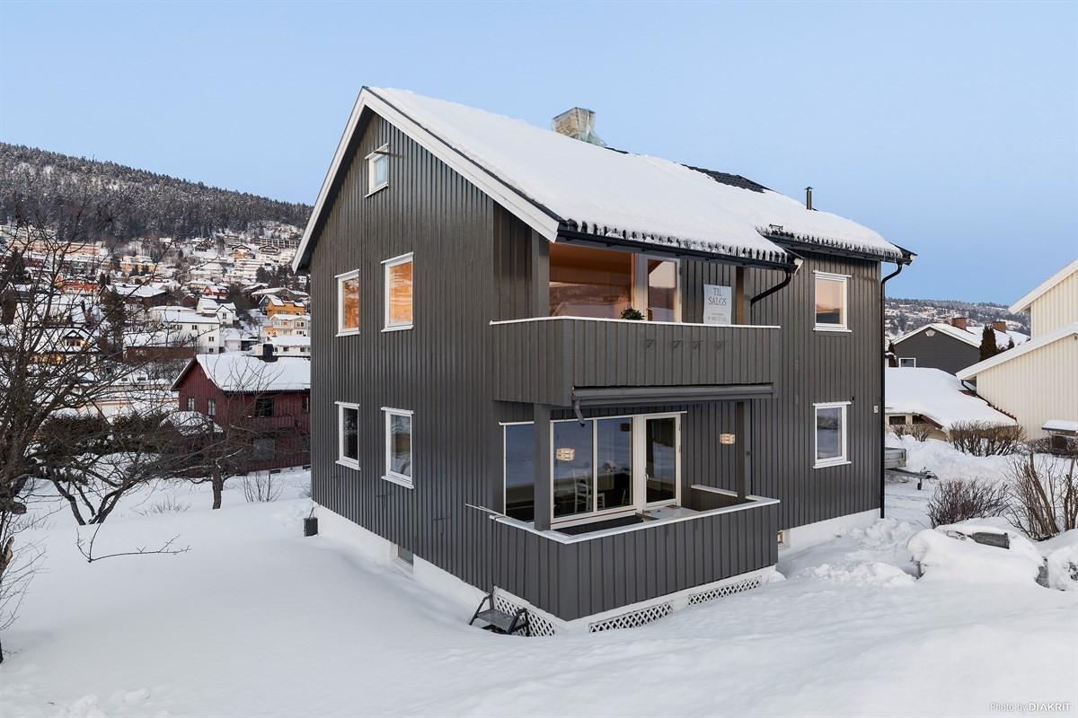 Meglerhuset & Partners Drammen - Leilighet - 2 900 000,-