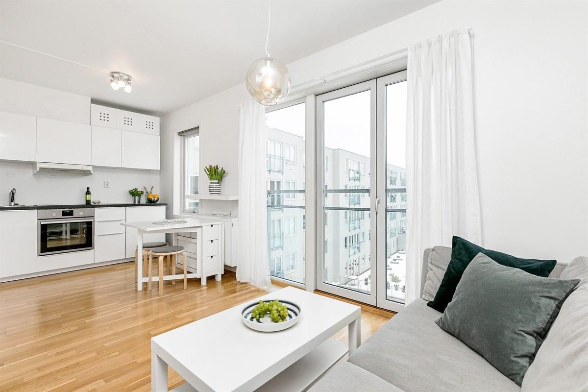 Schala & Partners Grünerløkka - Leilighet - St. Hanshaugen - Ullevål - 2 500 000,-