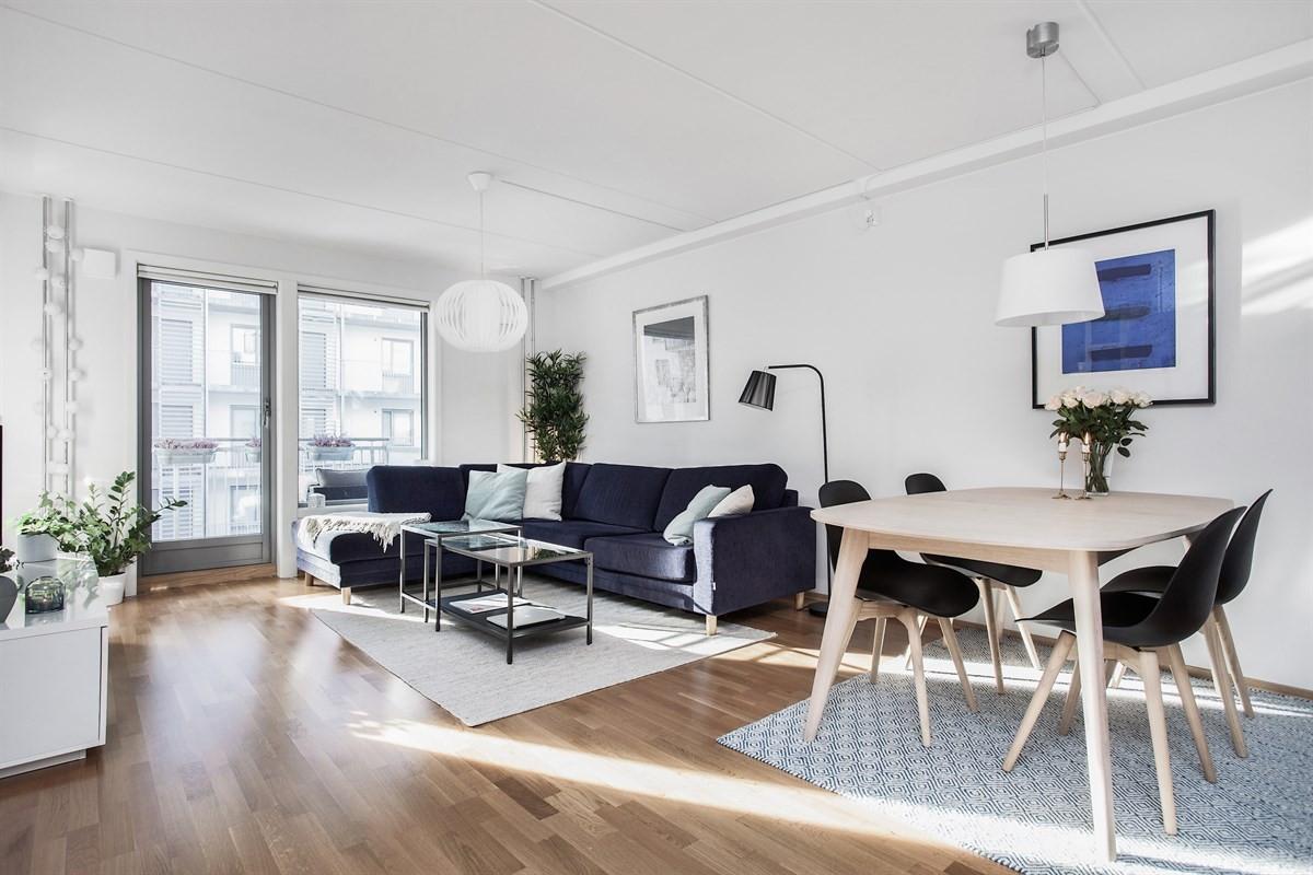 Leilighet - Grünerløkka - Sofienberg - oslo - 4 800 000,- - Schala & Partners