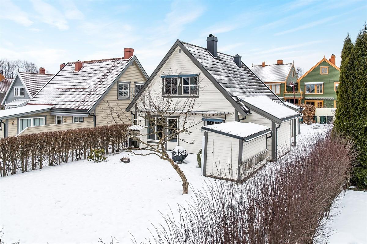 Bakke Sørvik & Partners Tønsberg - Enebolig - 3 290 000,-