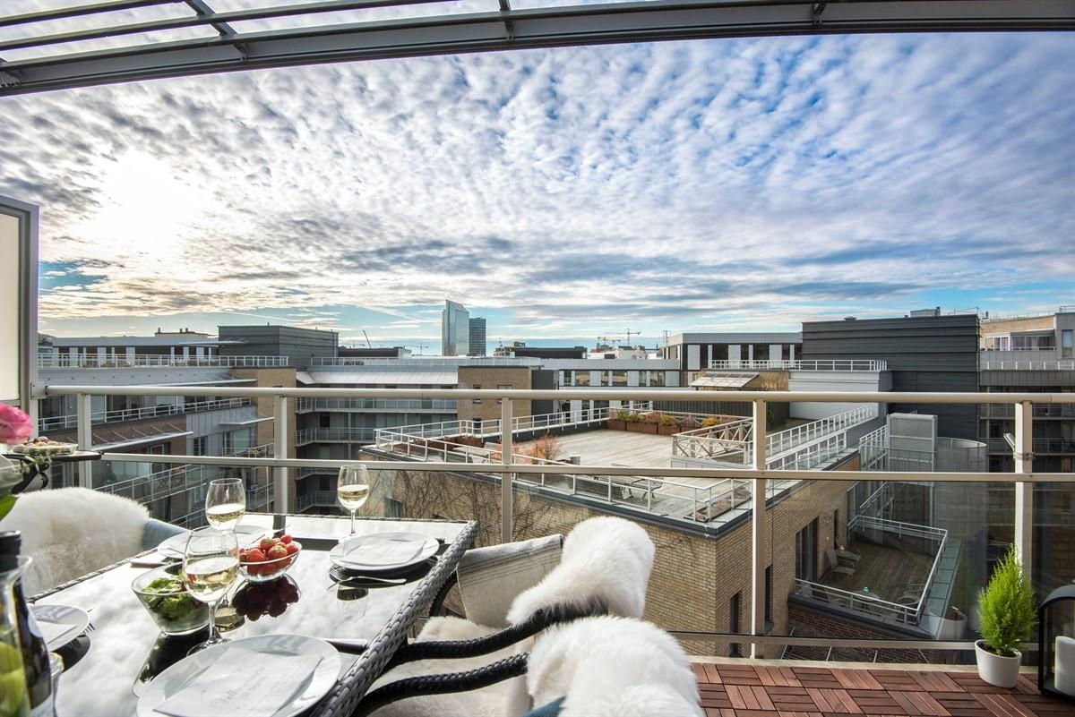 Leilighet - Grünerløkka - Sofienberg - oslo - 4 050 000,- - Schala & Partners