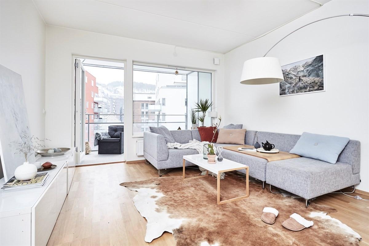 Schala & Partners Sagene - Leilighet - Gamle Oslo - 3 200 000,-