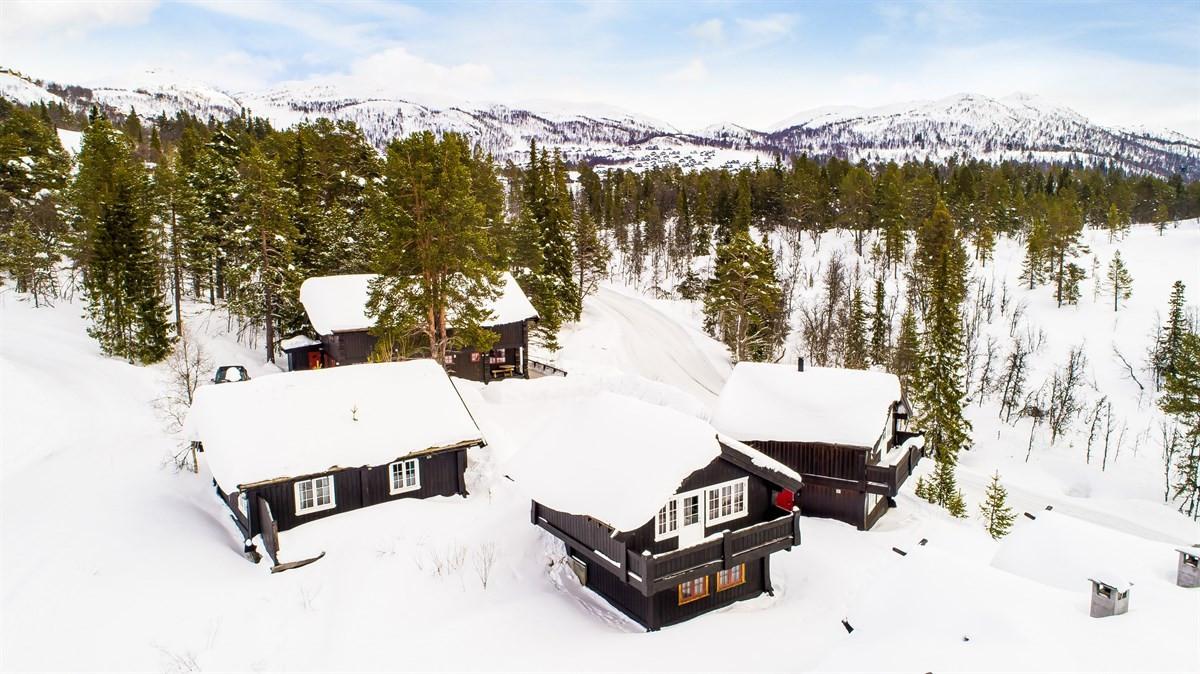Hytte - Rauland Skisenter / Leirgravstaulen - rauland - 1 790 000,- - Leinæs & Partners