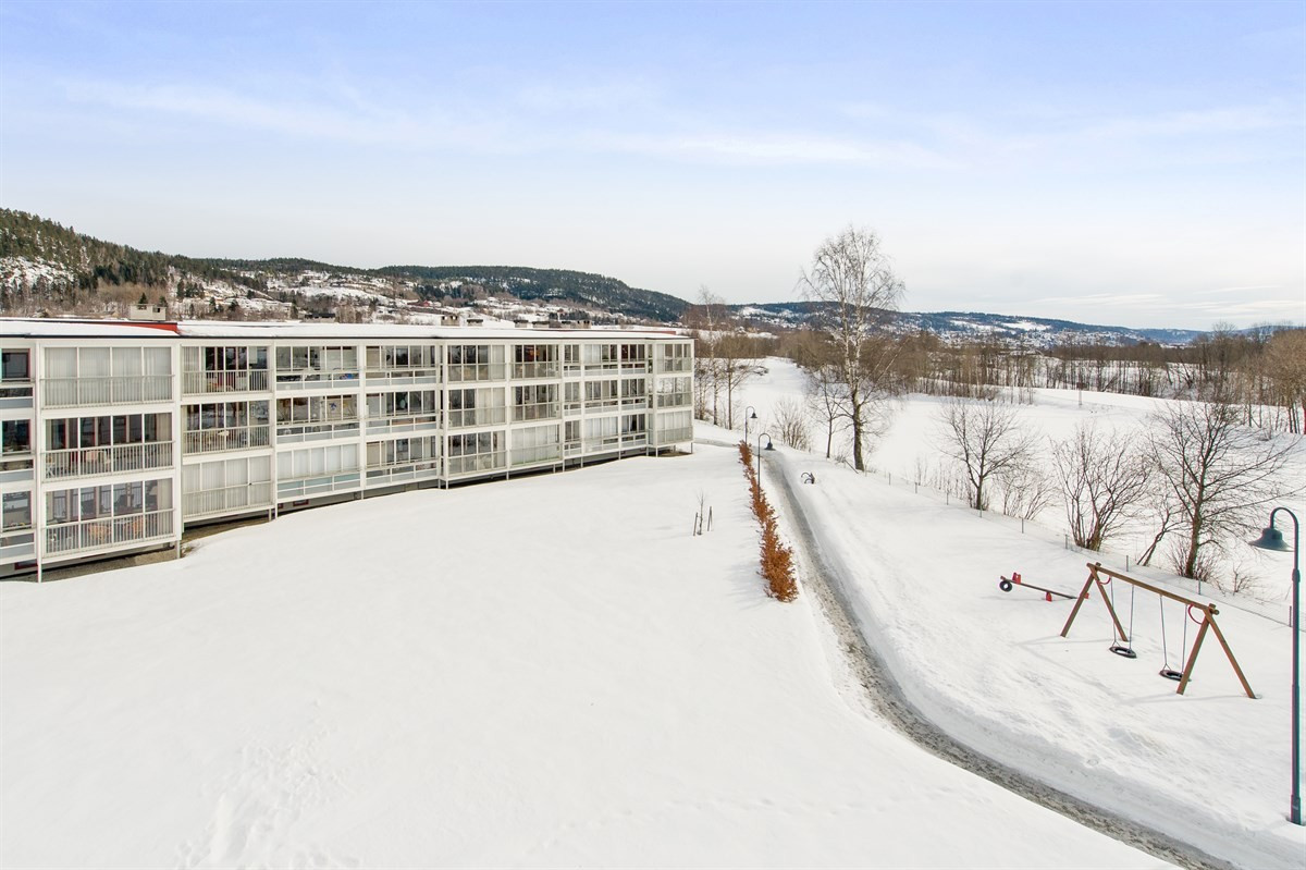 Meglerhuset & Partners Drammen - Leilighet - 2 490 000,-