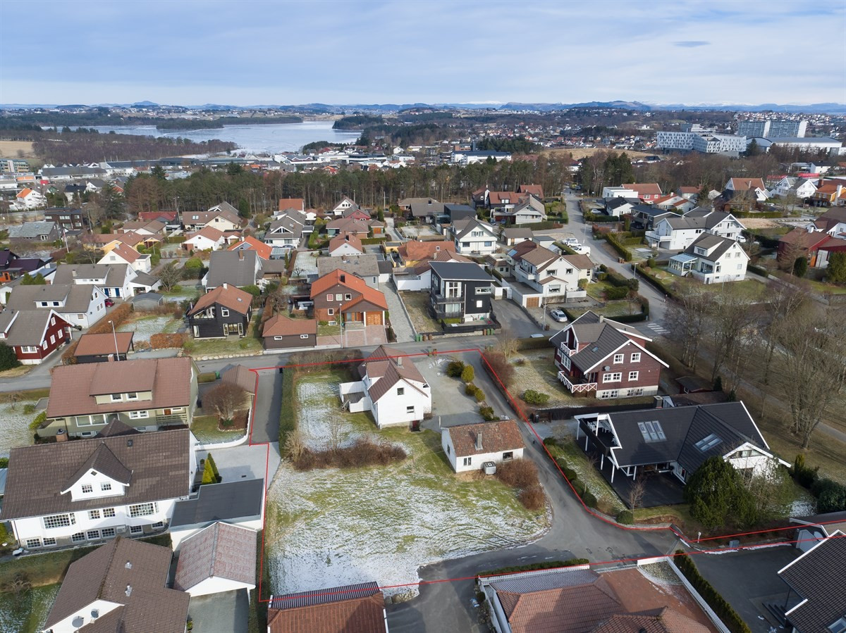 Huus & Partners Stavanger - Enebolig - 6 000 000,-