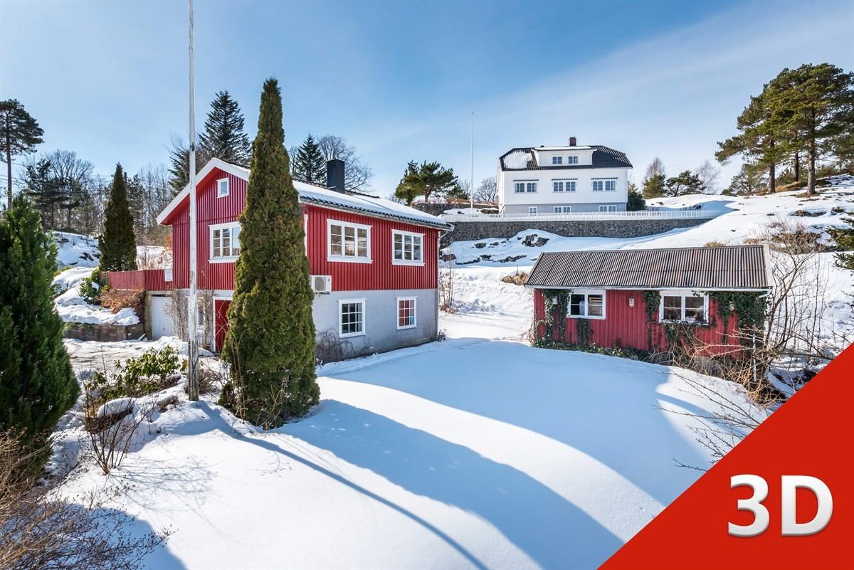 Enebolig - his - 1 850 000,- - Meglerhuset & Partners