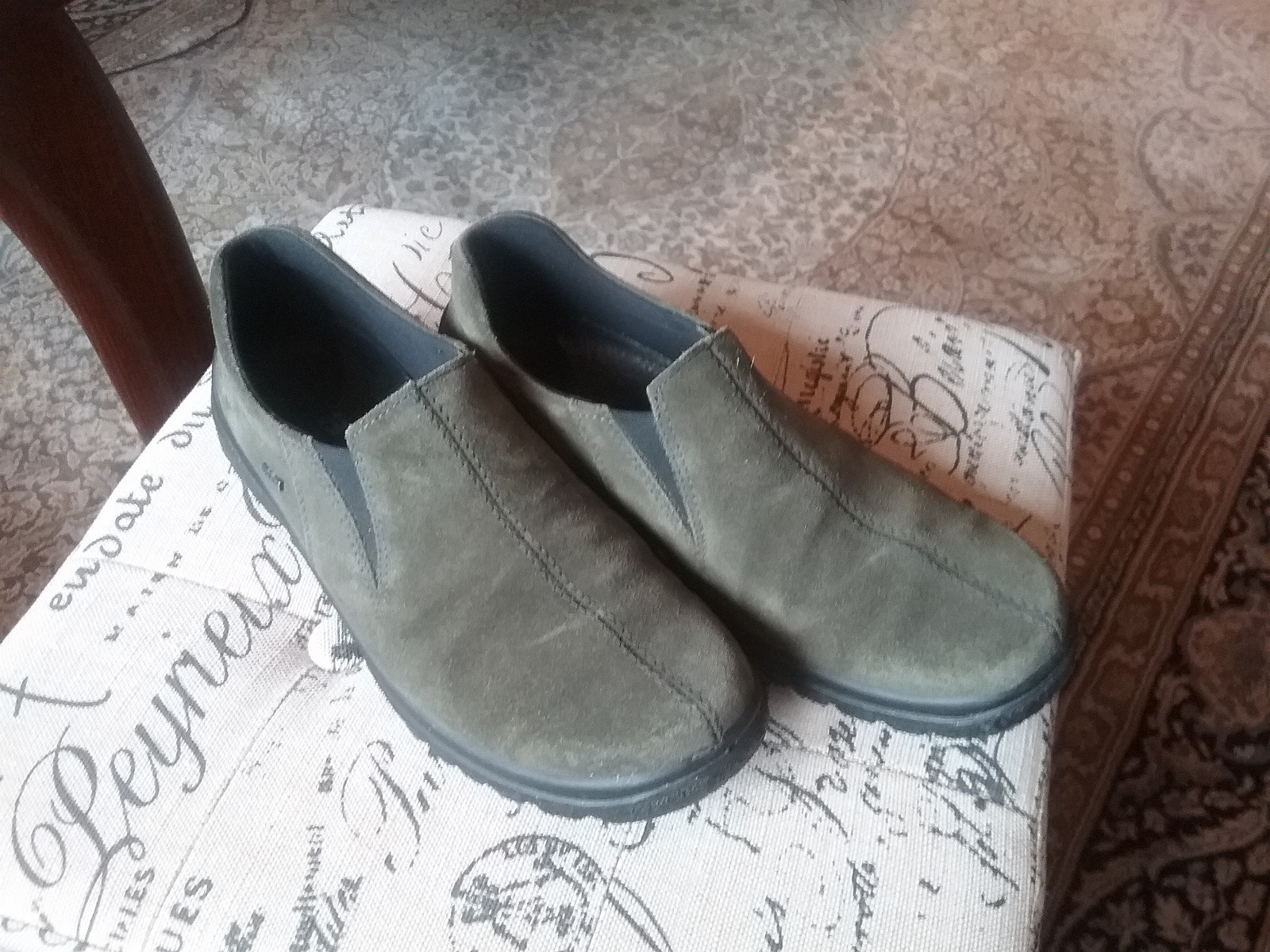 Sko, Ara 5,5 G, goretex, nydelig grønn farge | FINN.no