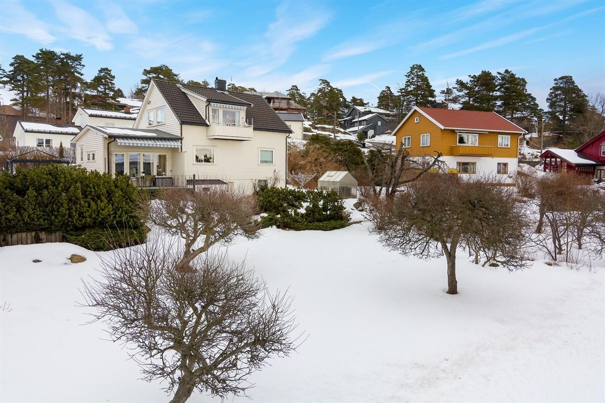 Tomannsbolig - larvik - 3 400 000,- - Leinæs & Partners