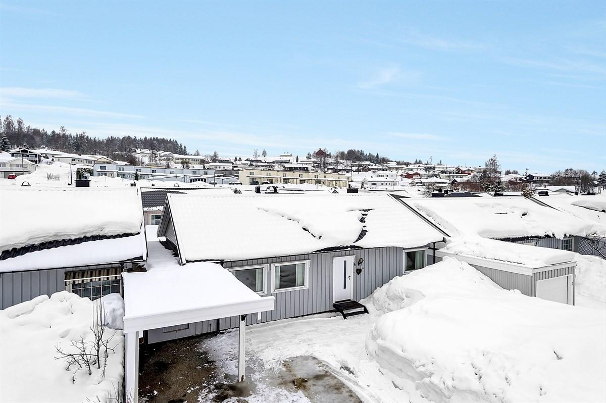 Gjestvang & Partners Dokka - Rekkehus - 2 190 000,-