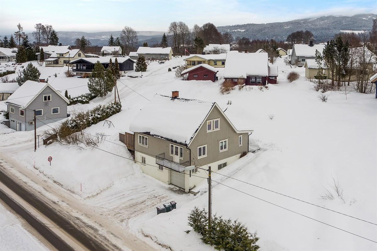 Meglerhuset & Partners Drammen - Enebolig - 2 290 000,-