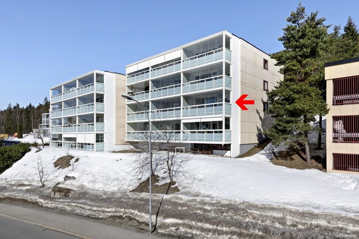 Meglerhuset & Partners Drammen - Leilighet - 2 690 000,-