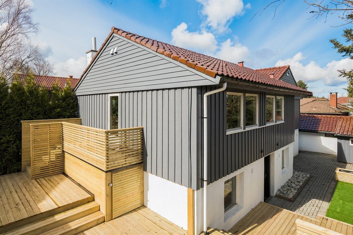 Huus & Partners Stavanger - Tomannsbolig - 3 950 000,-
