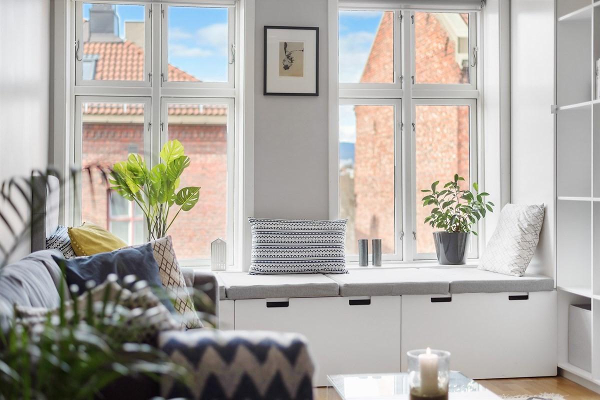 Leilighet - Grünerløkka - Sofienberg - oslo - 3 300 000,- - Schala & Partners