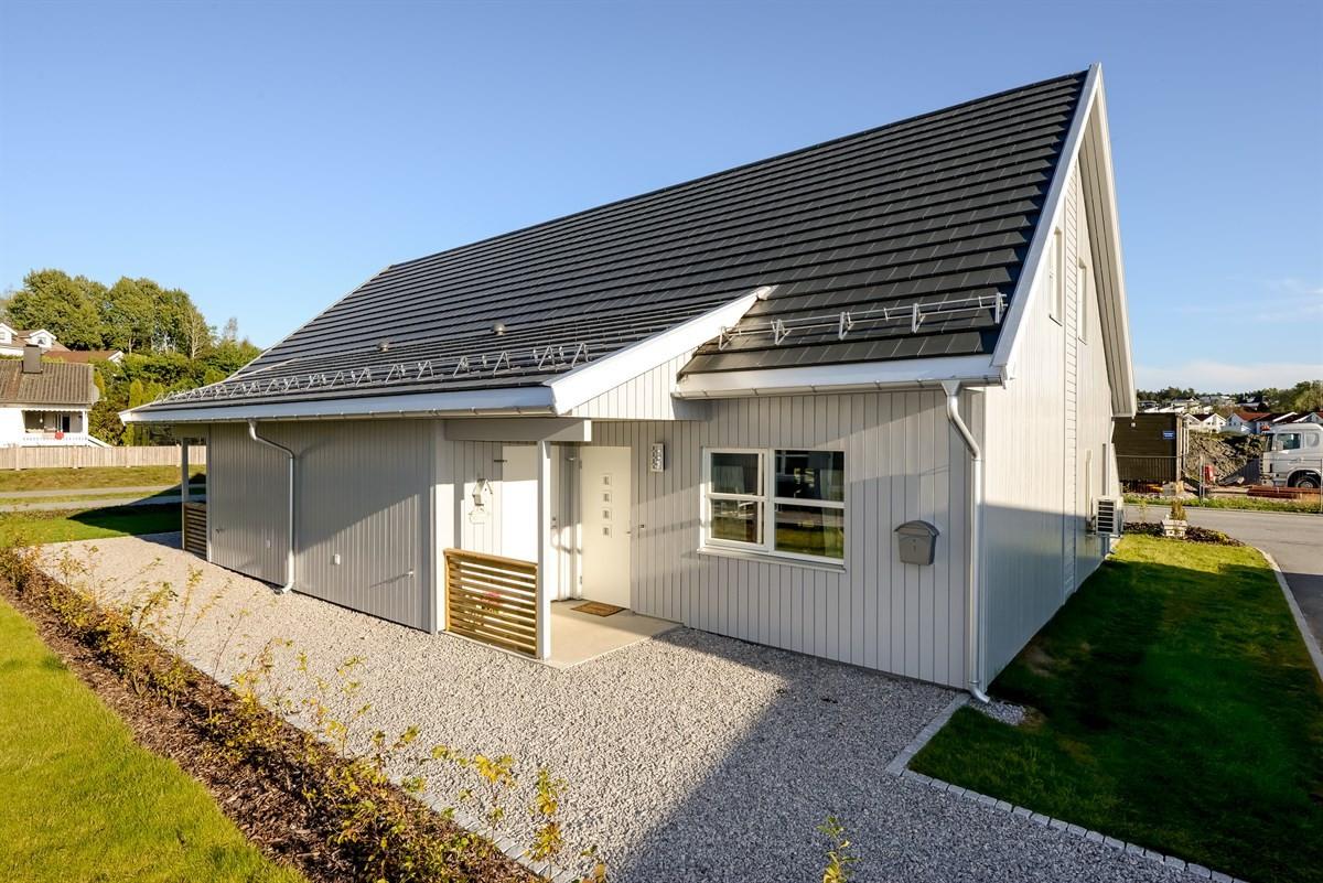 Møller & Partners Fredrikstad - Tomannsbolig - 3 495 000 til 5 200 000,-