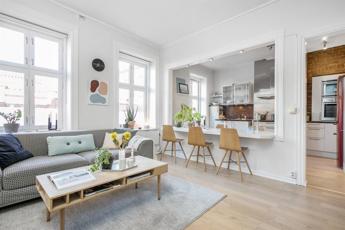 Leilighet - Grünerløkka - Sofienberg - oslo - 3 850 000,- - Schala & Partners