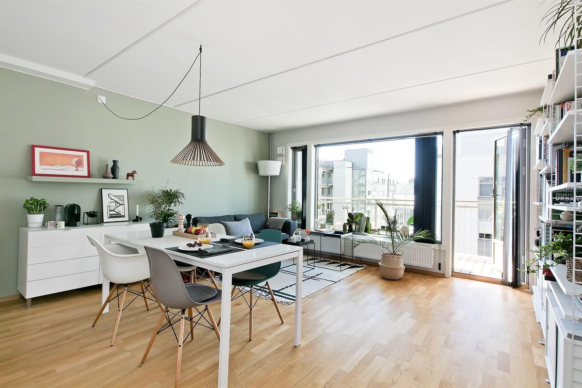 Schala & Partners Sagene - Leilighet - Grünerløkka - Sofienberg - 3 950 000,-