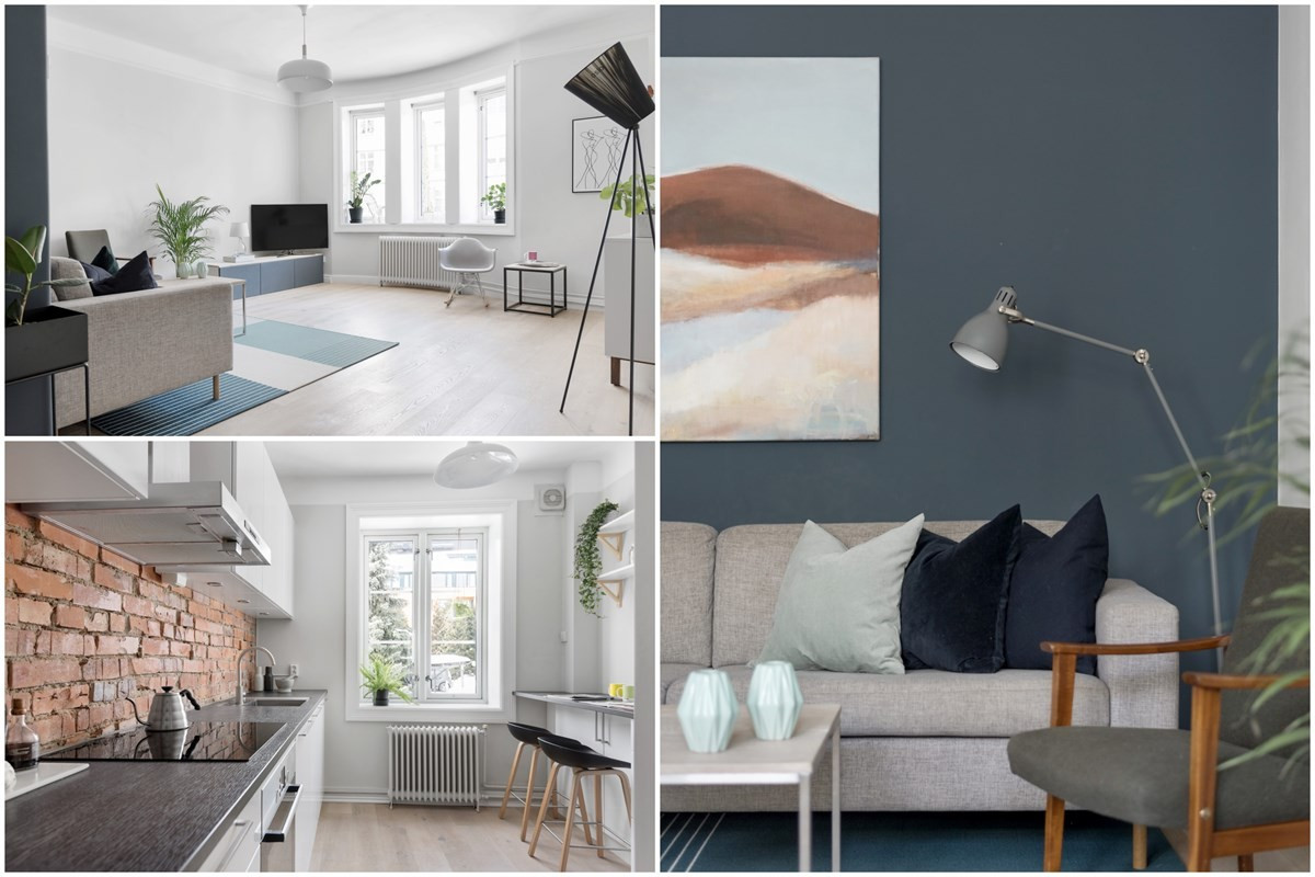Schala & Partners Sagene - Leilighet - St. Hanshaugen - Ullevål - 5 600 000,-