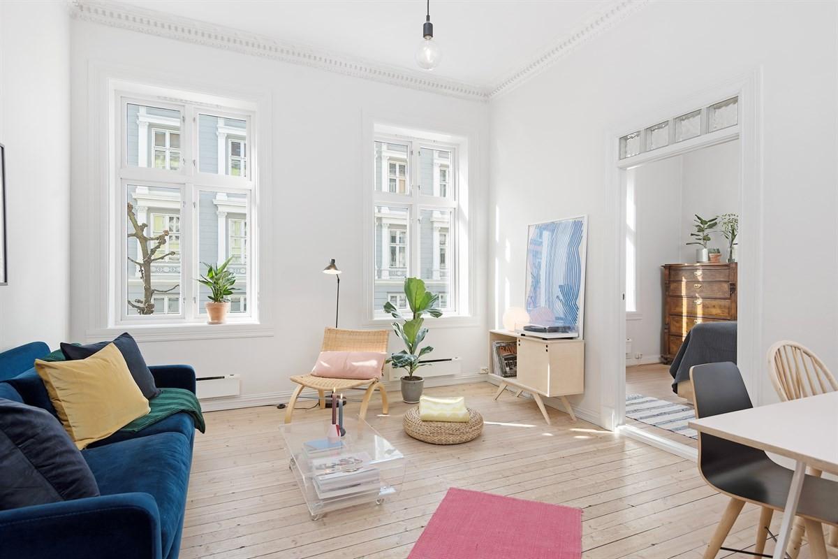 Leilighet - Gamle Oslo - oslo - 3 650 000,- - Schala & Partners
