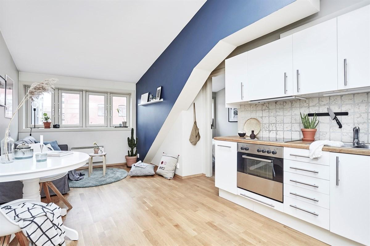 Schala & Partners Sagene - Leilighet - Gamle Oslo - 1 830 000,-