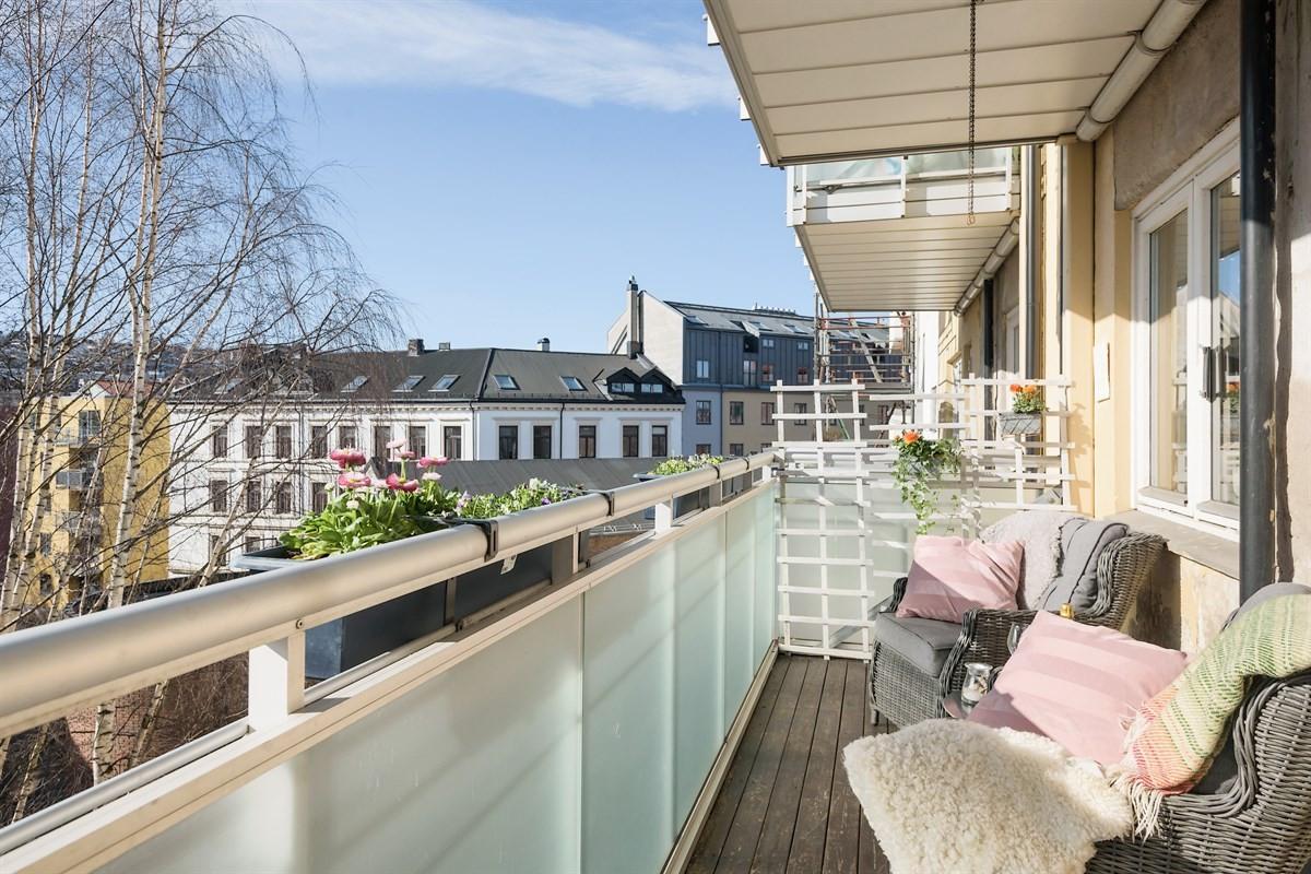 Leilighet - Gamle Oslo - oslo - 5 450 000,- - Schala & Partners