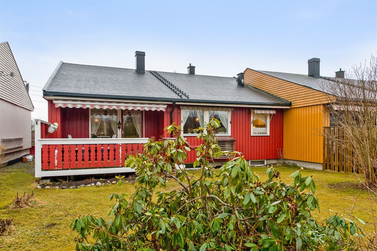 Meglerhuset & Partners Drammen - Rekkehus - 2 450 000,-