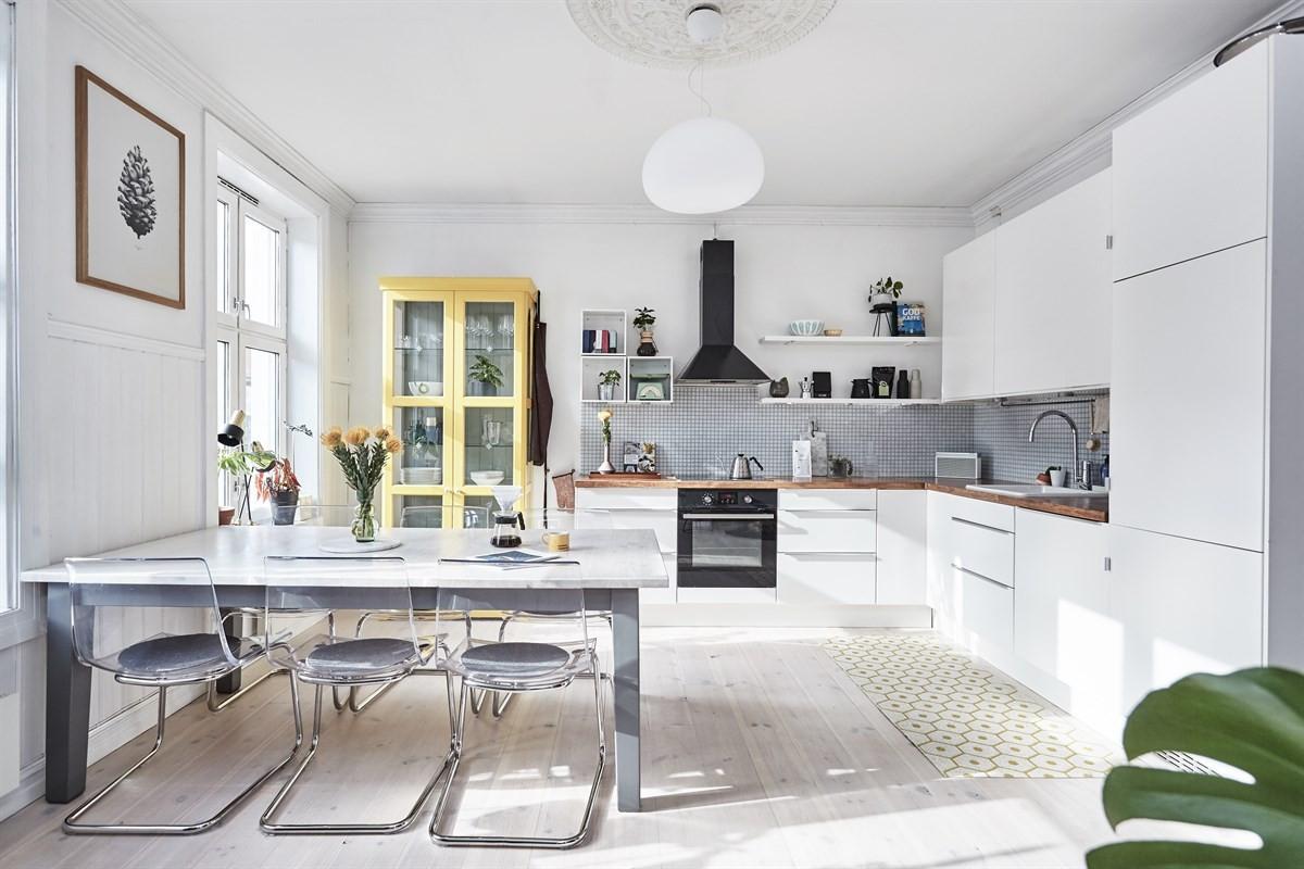Leilighet - Grünerløkka - Sofienberg - oslo - 4 200 000,- - Schala & Partners