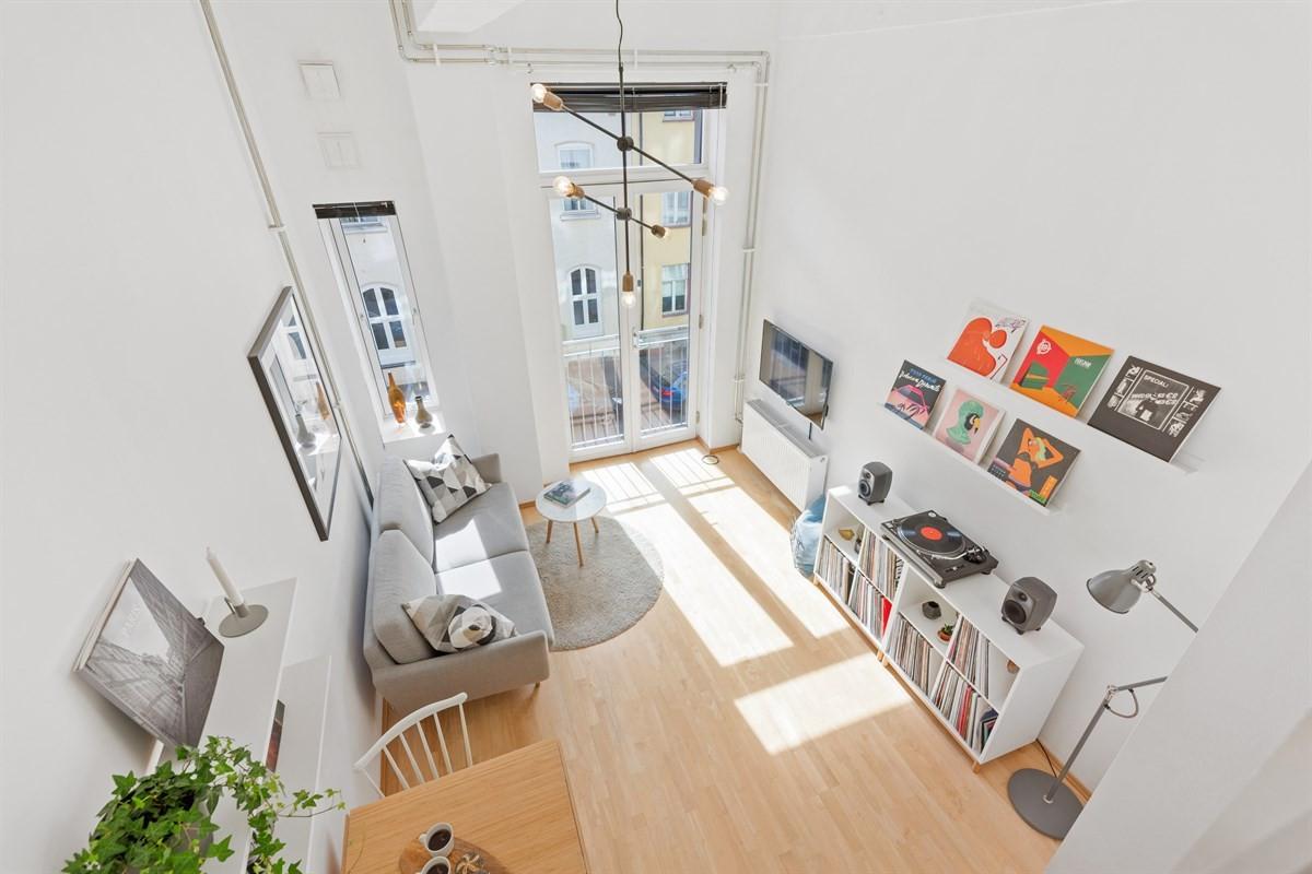 Leilighet - Grünerløkka - Sofienberg - oslo - 1 700 000,- - Schala & Partners
