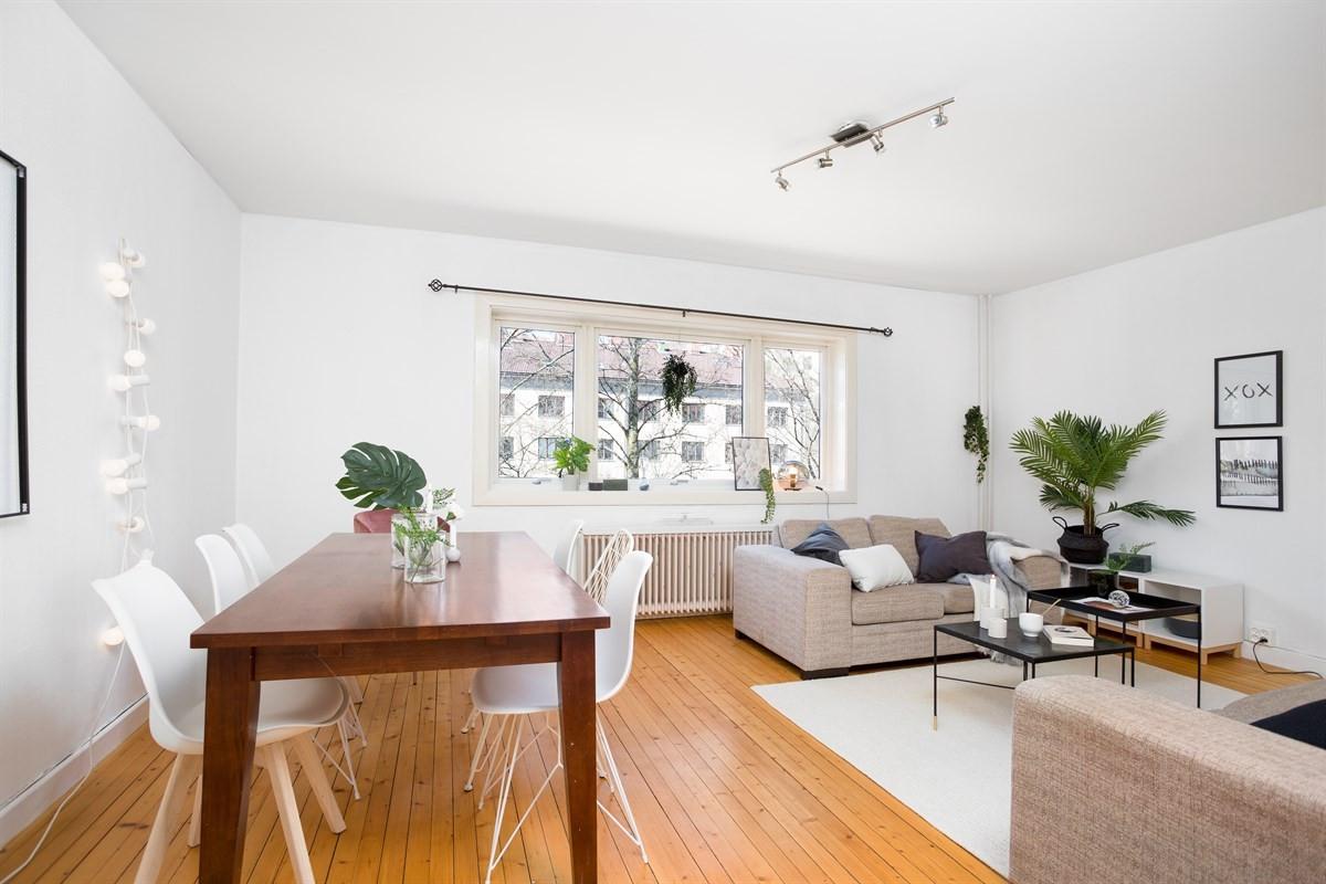 Schala & Partners Torshov - Leilighet - St. Hanshaugen - Ullevål - 2 650 000,-