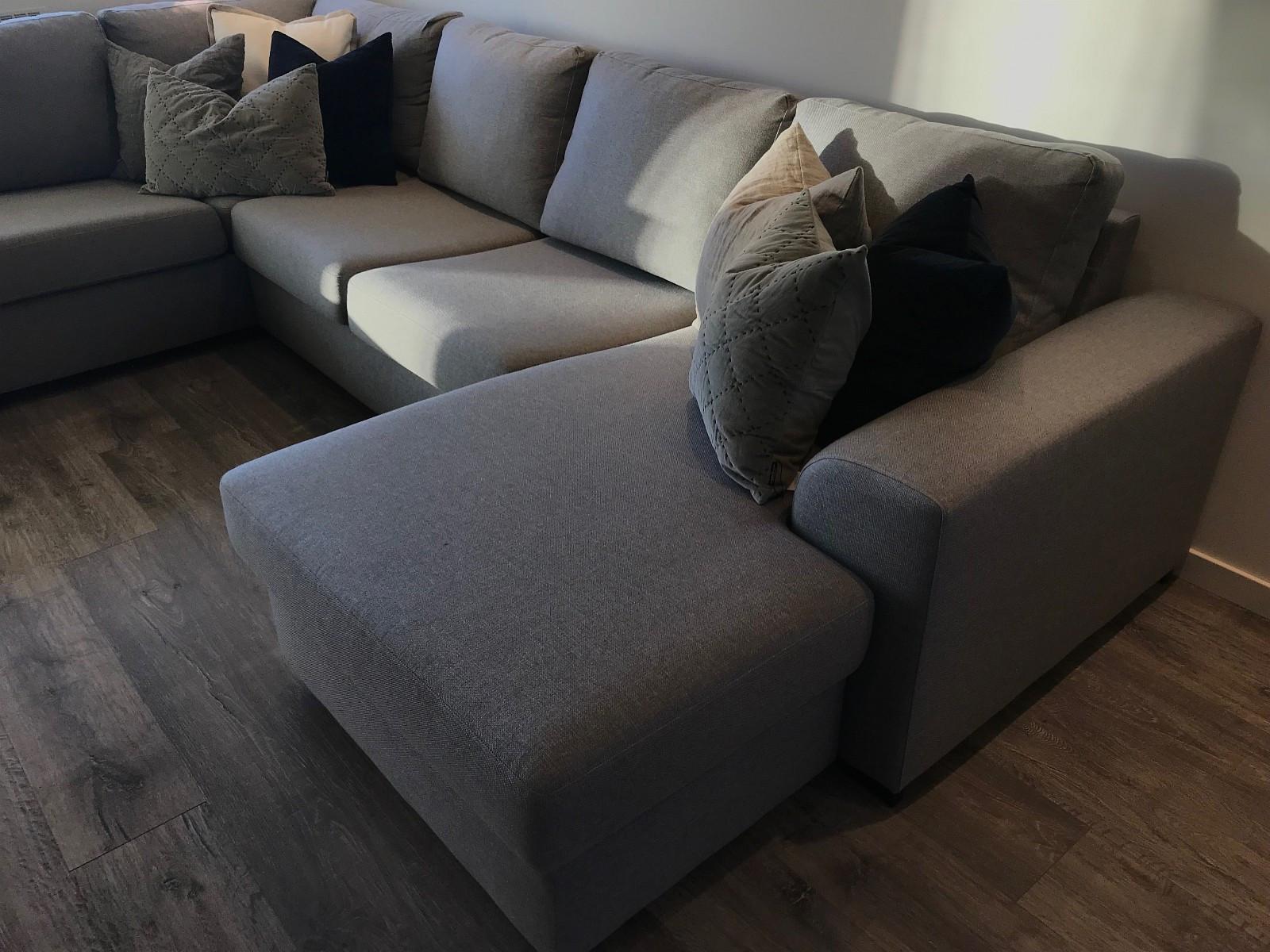 hvordan vaske sofa