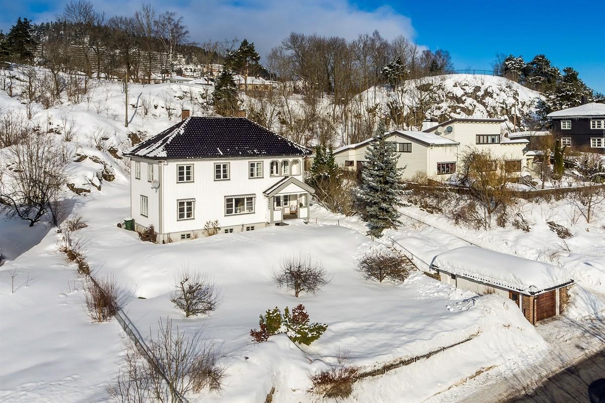 Meglerhuset & Partners Drammen - Enebolig - 9 480 000,-