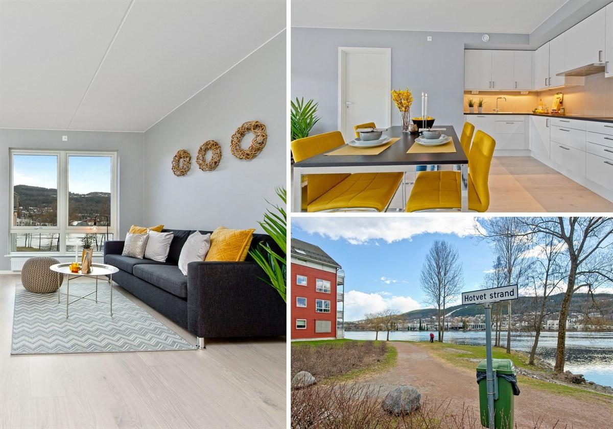 Meglerhuset & Partners Drammen - Leilighet - 4 990 000,-