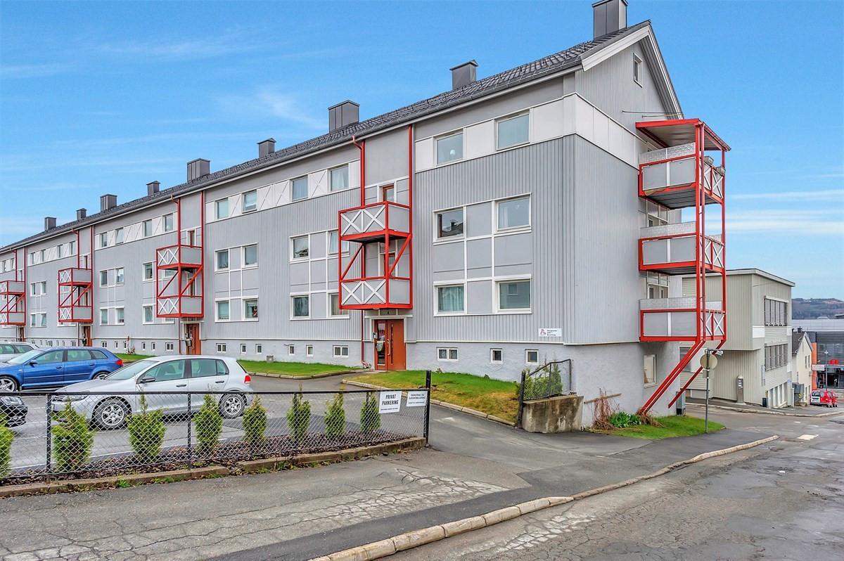 Gjestvang & Partners Gjøvik - Boligtomt - 1 890 000,-