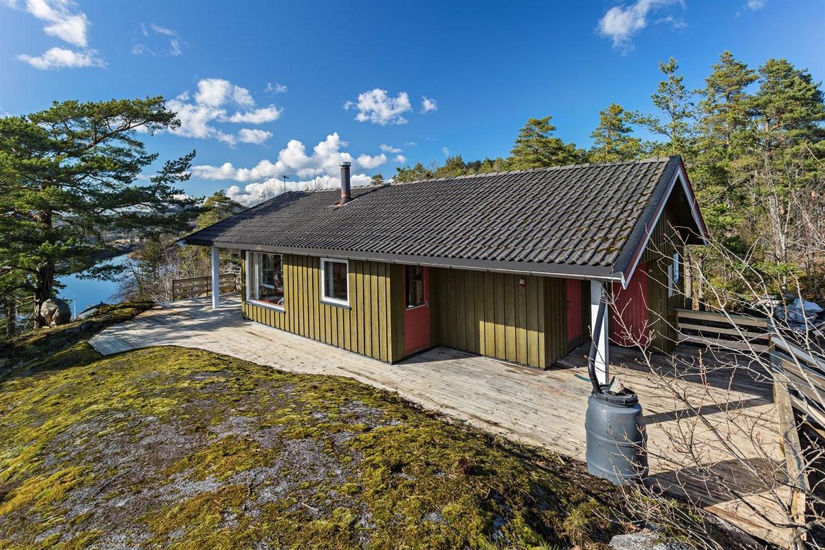 Hytte - helgeroa - 1 980 000,- - Leinæs & Partners
