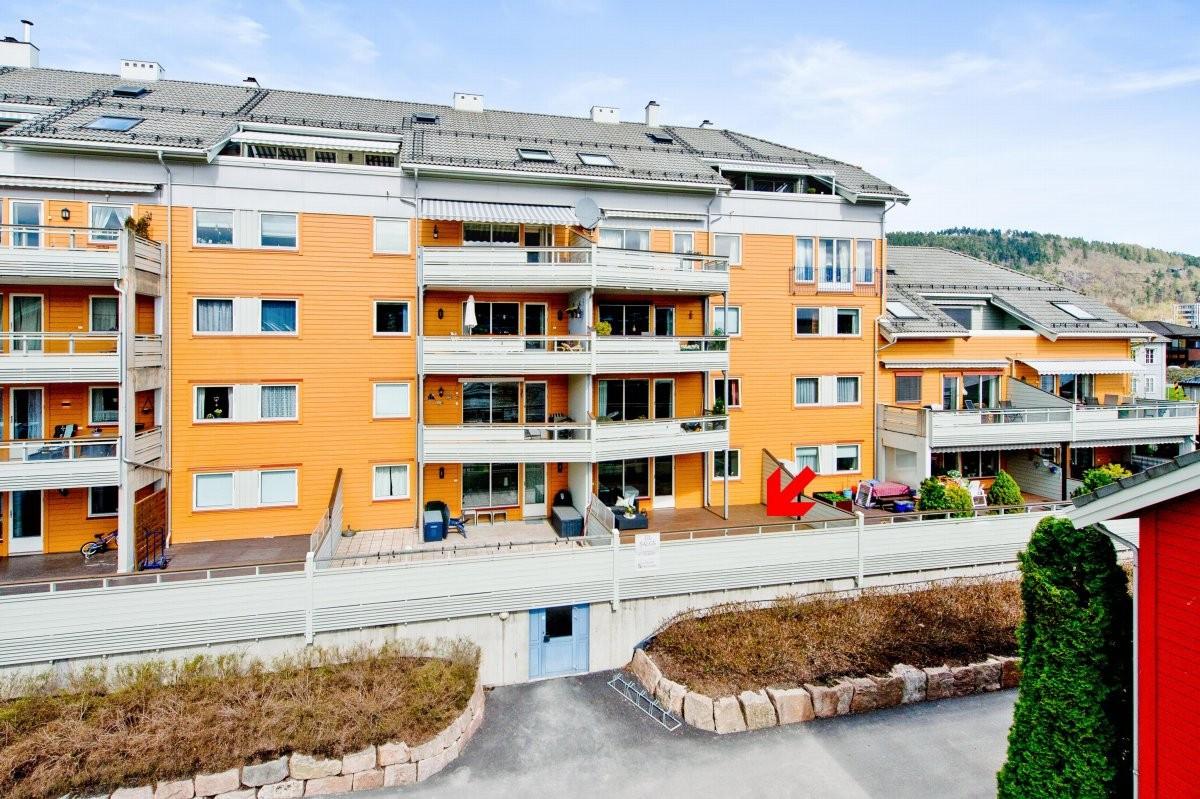 Meglerhuset & Partners Drammen - Leilighet - 3 350 000,-