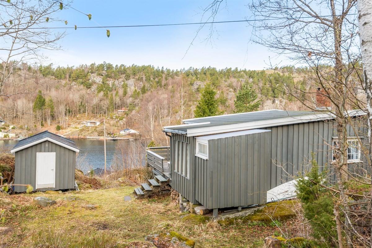 Hytte - helgeroa - 1 850 000,- - Leinæs & Partners