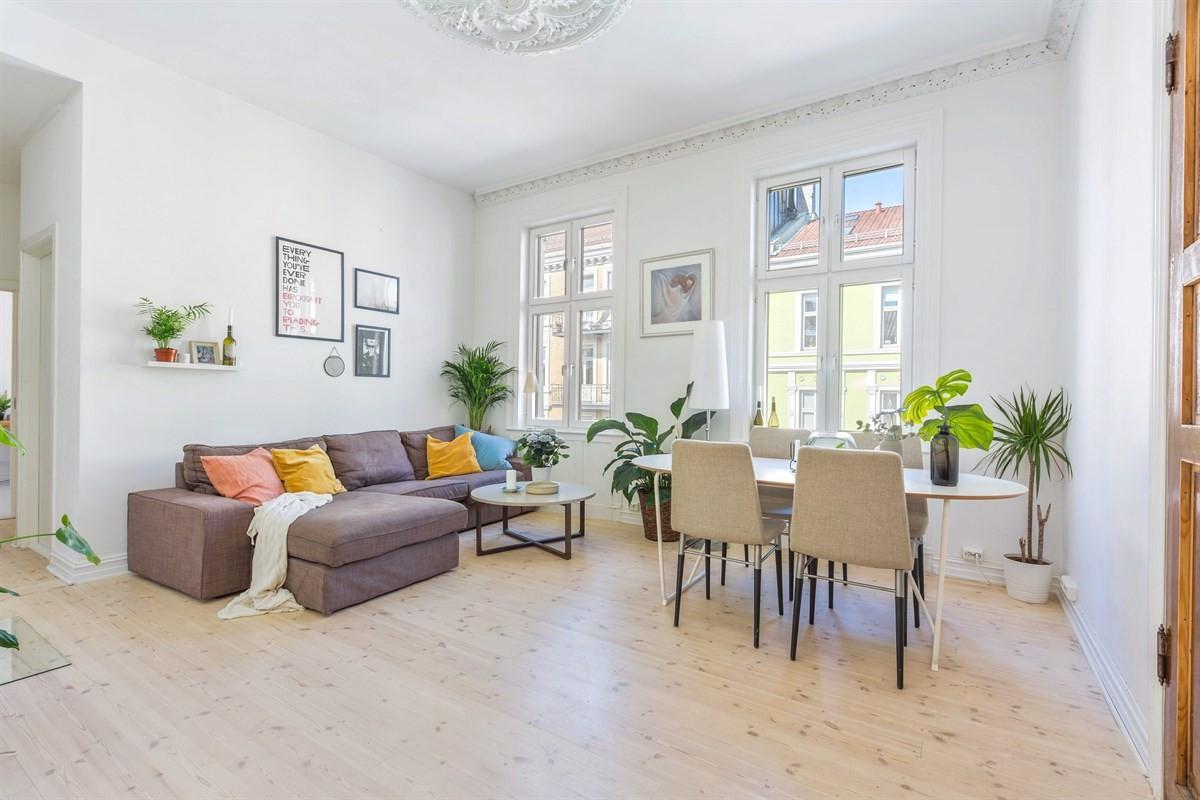 Leilighet - Gamle Oslo - oslo - 4 500 000,- - Schala & Partners
