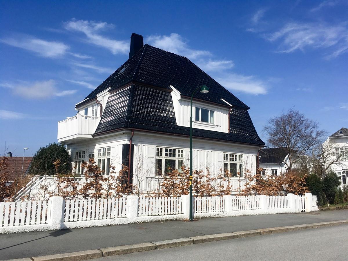 Huus & Partners Stavanger - Enebolig - 9 800 000,-