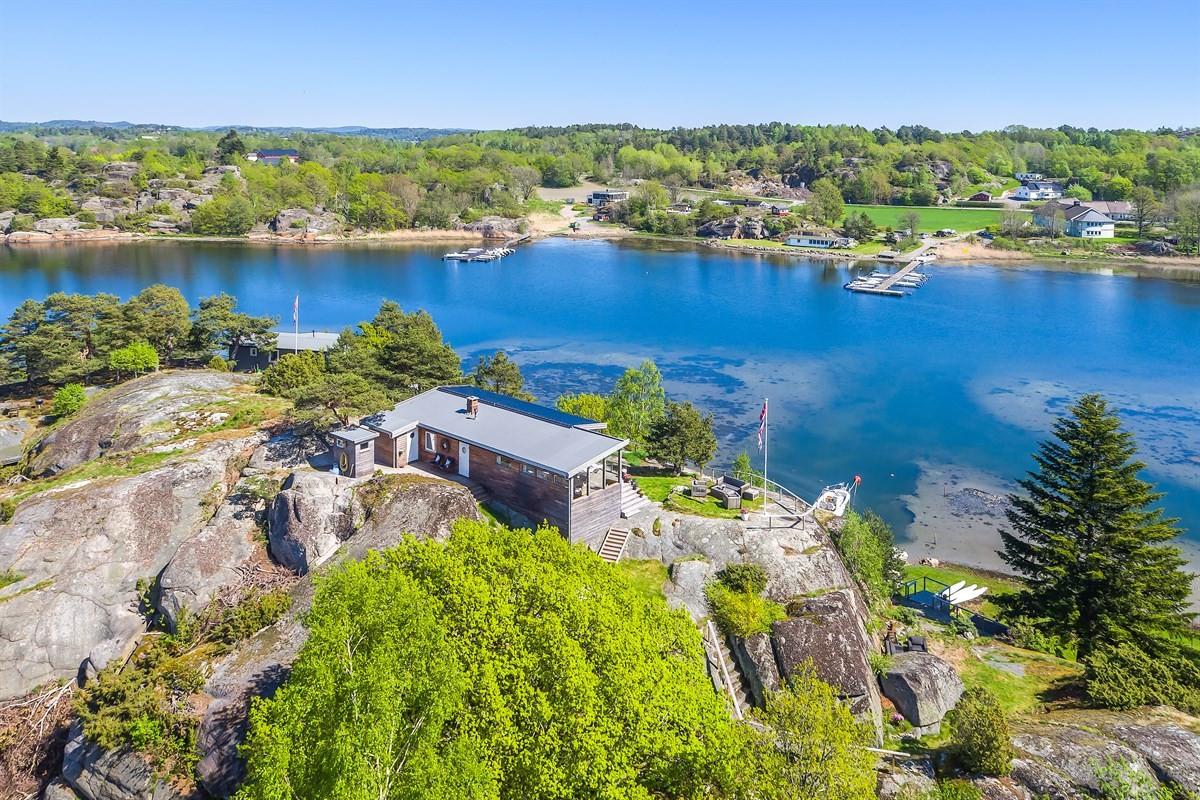 Hytte - sandefjord - 6 300 000,- - Bakke Sørvik & Partners