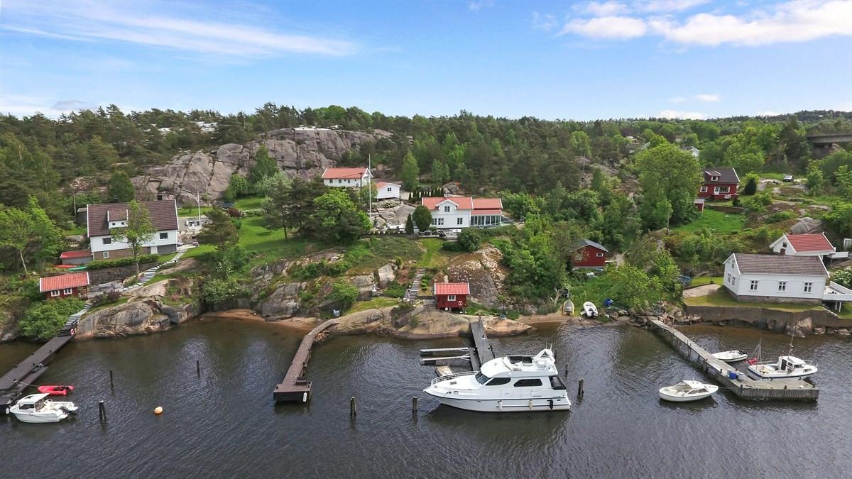 Enebolig - kråkerøy - 11 800 000,- - Møller & Partners