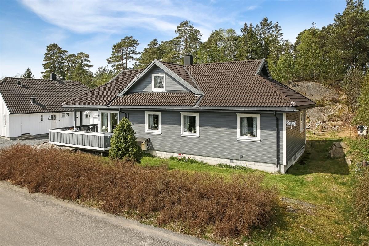 Enebolig - fredrikstad - 3 350 000,- - Møller & Partners