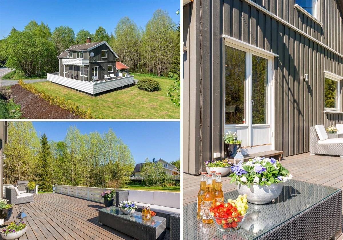 Leinæs & Partners Larvik - Tomannsbolig - 2 500 000,-