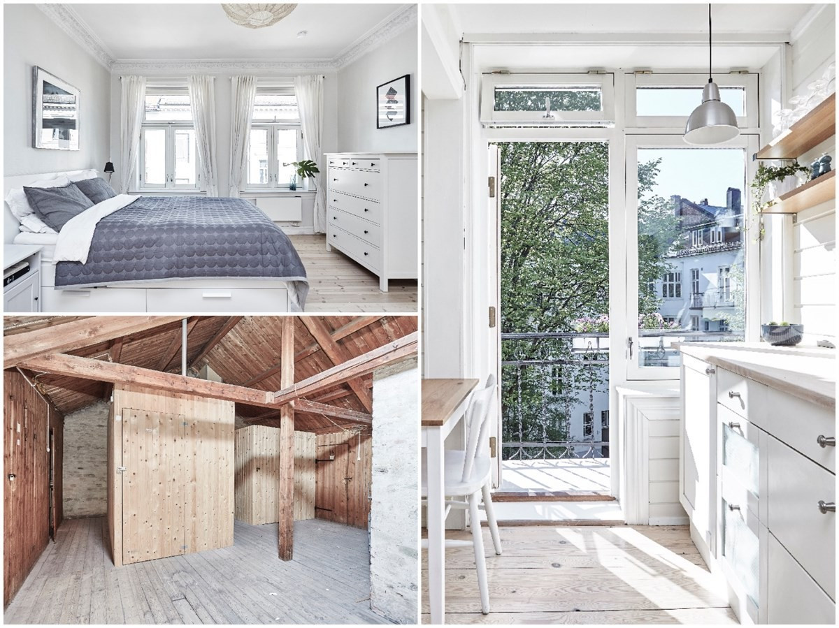 Leilighet - St. Hanshaugen - Ullevål - oslo - 4 800 000,- - Schala & Partners