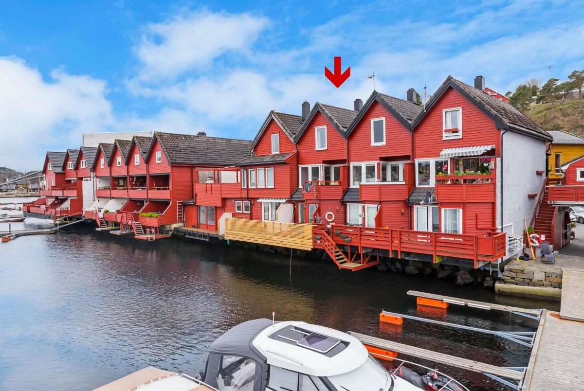 Leilighet - arendal - 2 090 000,- - Meglerhuset & Partners